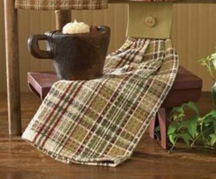 Thyme Hanging Hand Towel