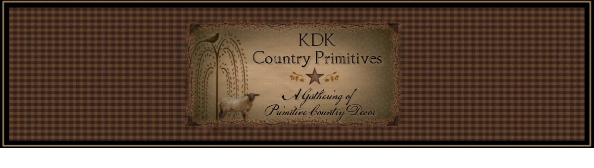 Crow Country Primitives