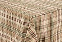 Thyme Plaid Tablecloth 60x84 in
